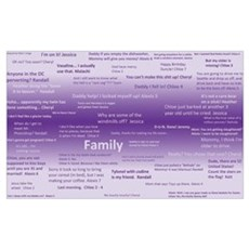 Family Quotes Poster