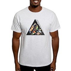 Fallen Food Pyramid T-Shirt