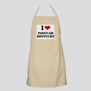 I love Paducah Kentucky Apron