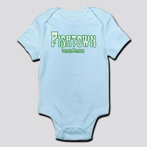 Fishtown Infant Bodysuit