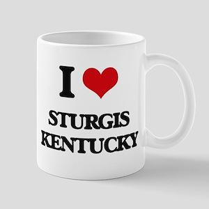 I love Sturgis Kentucky Mugs