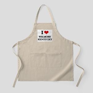 I love Wilmore Kentucky Apron