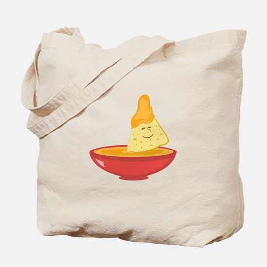 Chip & Dip Tote Bag