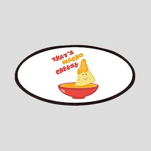 Nacho Cheese Patch