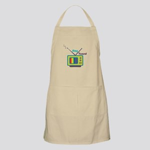 Stay Tuned Apron