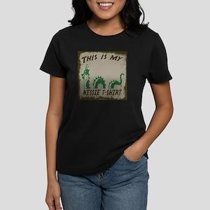 My Nessie T-Shirt Women's Dark T-Shirt