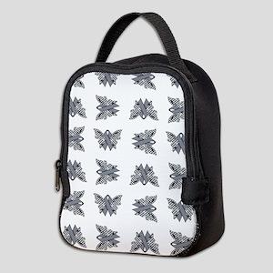 SLATE RIBBON Neoprene Lunch Bag