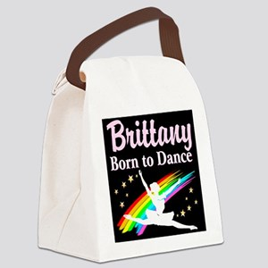 DANCING PRINCESS Canvas Lunch Bag
