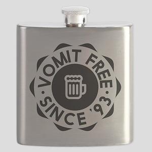 Vomit Free HIMYM Flask