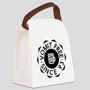 Vomit Free HIMYM Canvas Lunch Bag