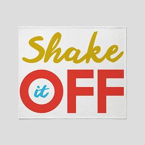 Shake it Off Throw Blanket