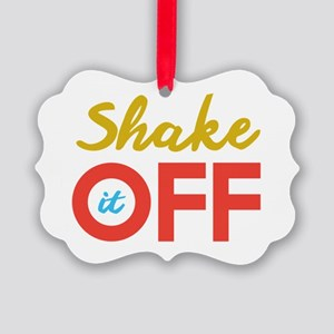 Shake it Off Picture Ornament