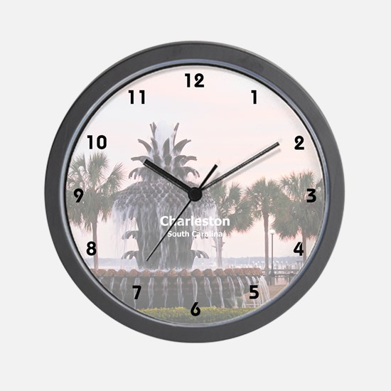 Charleston Wall Clock