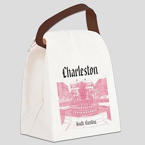 Charleston Canvas Lunch Bag