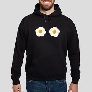 Fried Eggs Hoodie (dark)