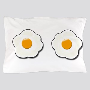 Fried Eggs Pillow Case
