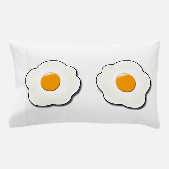 Fried Eggs Pillow Case