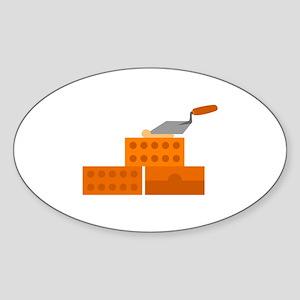 Brick Layer Sticker
