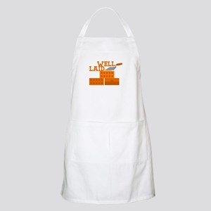 Well laid Apron