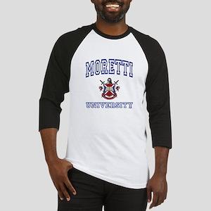 MORETTI University Baseball Jersey