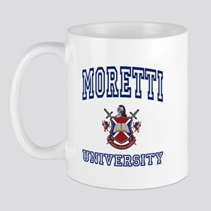 MORETTI University Mug