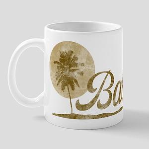 Palm Tree Bali Mug