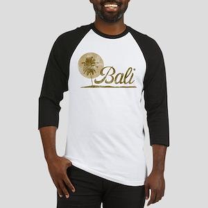 Palm Tree Bali Baseball Jersey