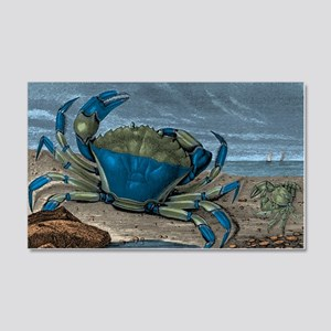 Blue Crabs Wall Decal