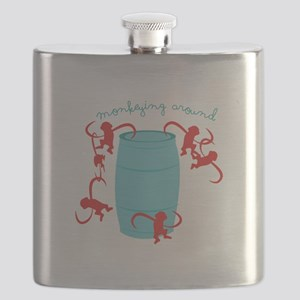 Monkeying Around Flask