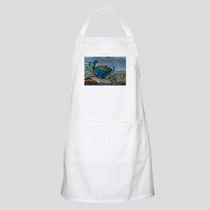 Blue Crabs Apron