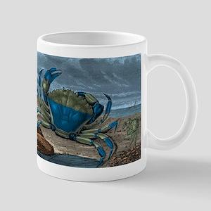 Blue Crabs Mugs