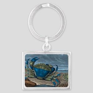 Blue Crabs Keychains