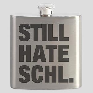 Still Hate School Flask