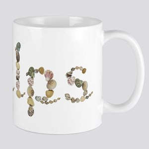 Phelps Seashells Mugs