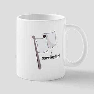 I Surrender Mugs