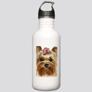Puppy_Yorkie Stainless Water Bottle 1.0L
