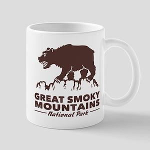 Great Smoky Mountains 11 oz Ceramic Mug