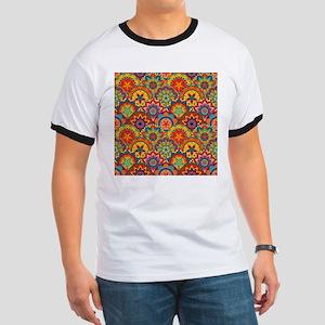 Funky Retro Pattern T-Shirt