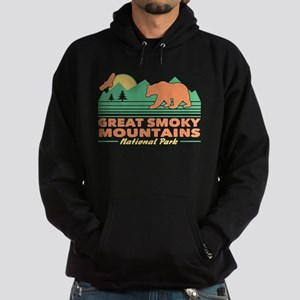 Great Smoky Mountains Hoodie (dark)