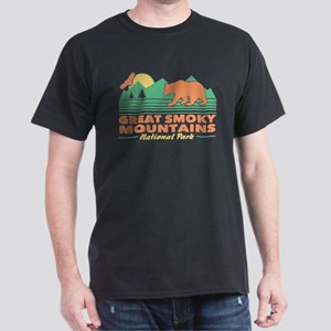 Great Smoky Mountains Dark T-Shirt