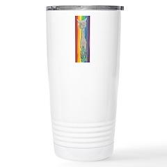 Alpaca Luv full Travel Mug