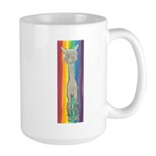 Alpaca Luv full Mugs