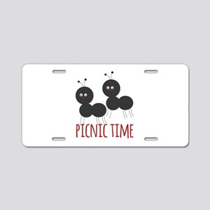 Picnic Time Aluminum License Plate