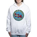 USS HADDO Women's Hooded Sweatshirt