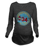 USS HADDO Long Sleeve Maternity T-Shirt