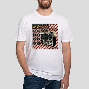 geeky retro radio T-Shirt