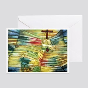 The Lamb by Paul Klee Greeting Card