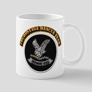 FBI HRT with Text Mug