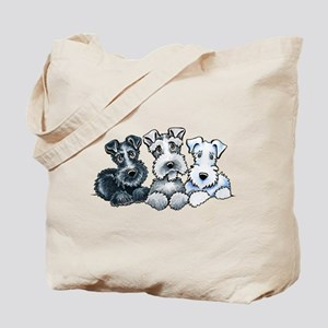 Schnauzer Company Tote Bag