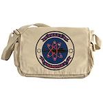 USS HADDOCK Messenger Bag